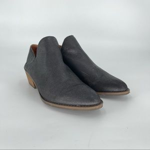 Lucky Brand Fausst Bootie black size 8